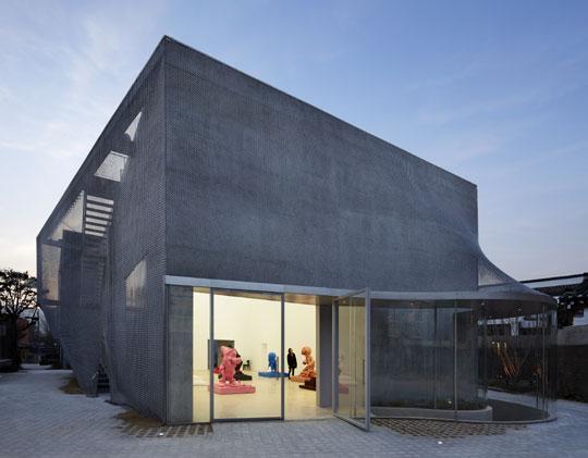 2012년 개관한 국제갤러리 제3관 모습.