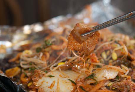 제주도에서 맛보는 특별한 음식 - 대한민국 문화ㆍ관광 1번지, 투어페이퍼