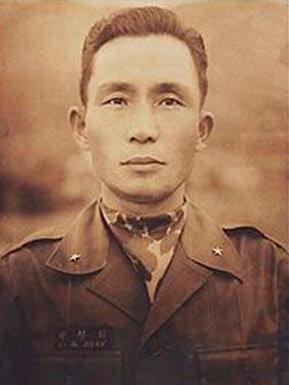 1957년 무렵의 박정희 장군.