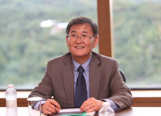 강성모 카이스트(KAIST) 총장 / 조선비즈 제공
