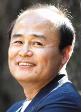 소설가 구효서.