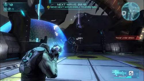 파이어TV 전용 게임 세브-제로(SEV ZERO) /사진=아마존 게임 스튜디오 캡쳐