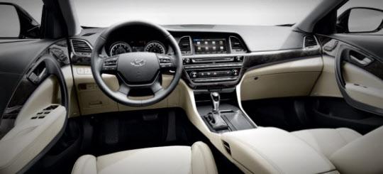 시승기 현대차 아슬란 조용하고 고속 주행능력 우수 독창성 부족 Chosunbiz Gt 산업 Gt 자동차