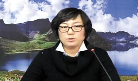 김정일 사망 직후인 2011년 12월 24일 황선 전 민주노동당 대변인이 백두산 천지를 배경으로 상복을 입고 나와 '김정일 국방위원장 서거와 한반도 전망'이라는 특집 방송을 진행하고 있다