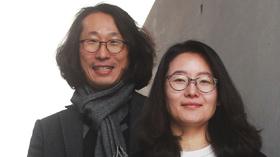 부부 건축가 장영철(왼쪽)·전숙희 와이즈건축 공동대표.