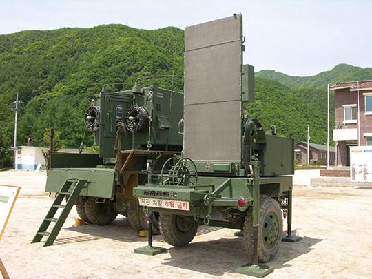 AN/TPQ-36 대박격포 레이더