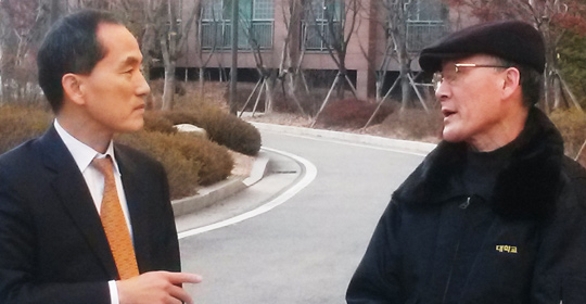 1억원 기부자 모임 '아너 소사이어티'에 가입한 경비원… 김방락씨