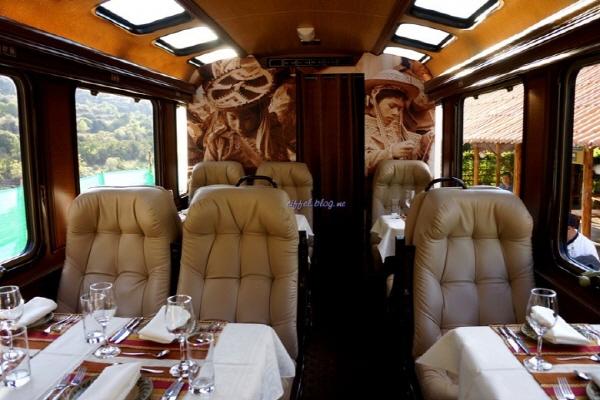 마추픽추로 가는 기차