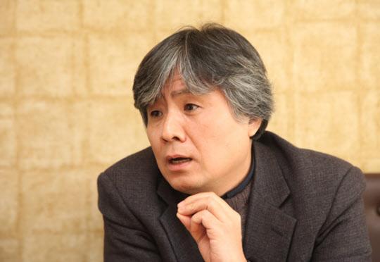 신간 '회장님의 글쓰기'의 저자 강원국 /신성헌 기자