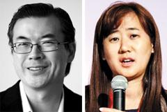 '팰로 앨토 장수賞' 창시자인 윤준규 박사(왼쪽), 이진형 스탠퍼드대 교수.
