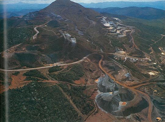 호주 광산