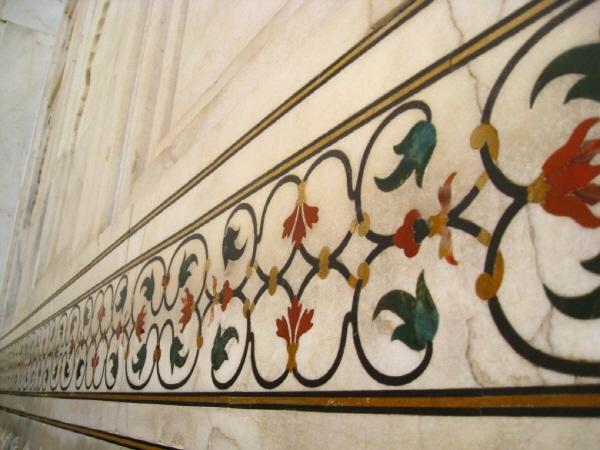 피에트라 듀라(Pietra Dura) 모자이크 기법