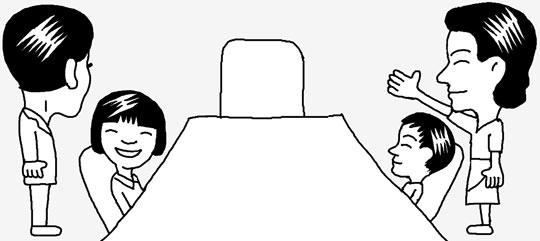 [일사일언] 남자의 자리, 아빠의 자리