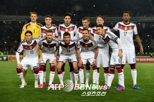 Startelf Deutschland