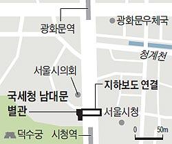 세종대로 지도