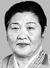 '용수산' 최상옥 회장