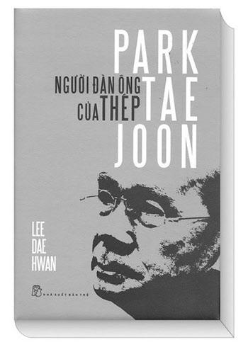 베트남 쩨 출판사가 번역 출간한 이대환 저(著) '철의 사나이 박태준'.