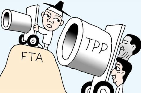 [경제기사야 놀~자] EU보다 시장 큰 TPP… 한국은 왜 가입 망설이죠?