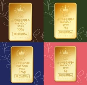 한국표준금거래소 순금 1돈에 대한 이미지 검색결과