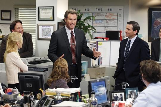 직장인의 애환을 다룬 미국 드라마 '오피스'(The Office)의 한 장면/유튜브 캡쳐