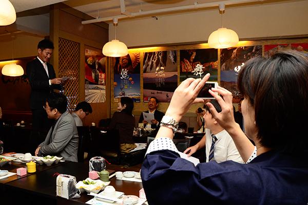 한국서 맛보는 日 최고의 니가타 사케
