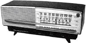 1959년 LG가 국내 최초로 만든 라디오인 'A-501' 모델. /주간조선
