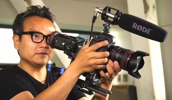 두이 린 투(Duy Linh Tu) 교수는 미국 컬럼비아대 저널리즘 스쿨에서 비디오 제작, 멀티미디어 스토리텔링, 소셜미디어 활용을 주로 가르치고 연구한다. 다큐멘터리 제작자, 멀티미디어 컨설턴트로도 활동한다. /사진=두이 린 투 제공