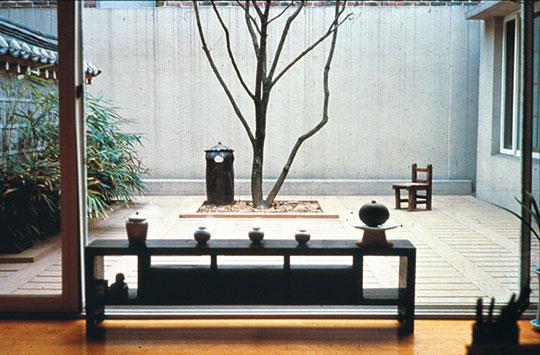 유홍준 전 문화재청장의 자택이.