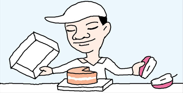 [리빙포인트] 남은 케이크 보관할 땐