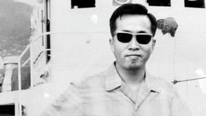 1964년 서른 살의 캡틴 김재철.