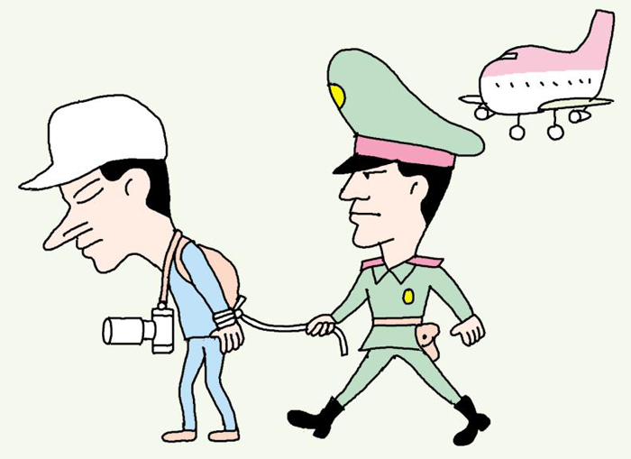 [윤희영의 News English] 독재국가 여행 갈 때 조심해야 할 것들