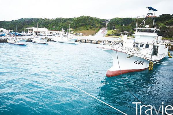 미야코지마를 즐기는 방법 중 하나는 NPO 액티비티 프로그램이다. 그중에서도 어촌체험 프로그램에서는 어부 체험이나 싱싱한 다랑어로 회를 떠 보는 체험이 가능하다