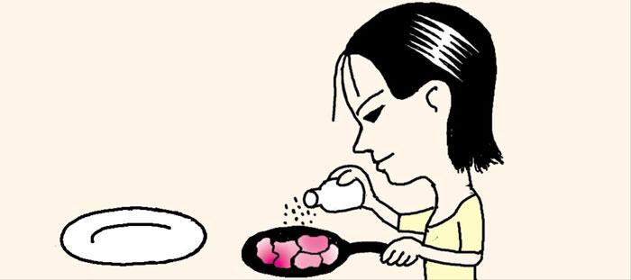 [리빙포인트] 고기 구울때 잡냄새 없애려면