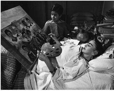 거듭되는 수술과 병상의 세월 속에 슬그머니 시작한 것이 그림 그리기였다.