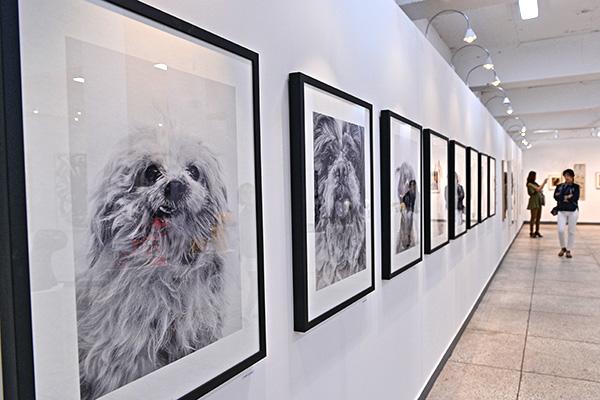 상상공학관은 지역민들과 문화·예술활동을 공유하는 작은 미술관이다.
