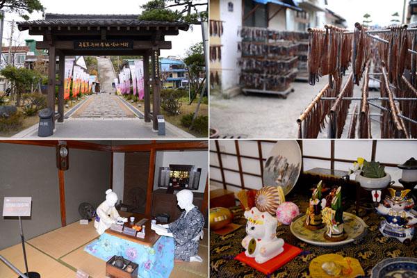 시간이 멈춘 동네, 구룡포 근대문화역사거리