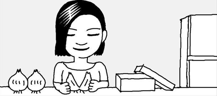 [리빙포인트] 깐 마늘 싱싱하게 유지하려면