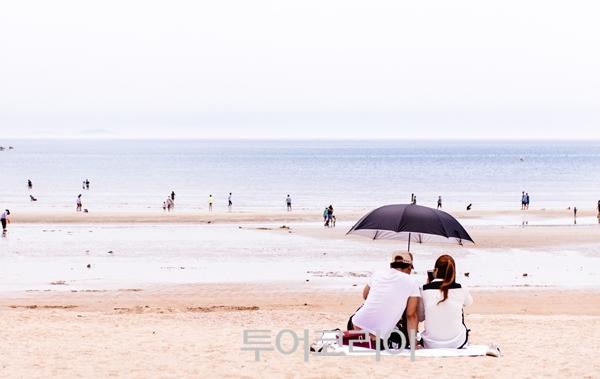 영종도 왕산해변(사진=인천관광공사)