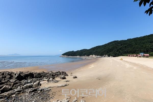 이작도 작은풀안해변(사진=인천관광공사)