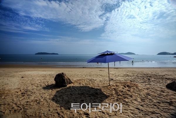 승봉도 이일레해변(사진=인천관광공사)