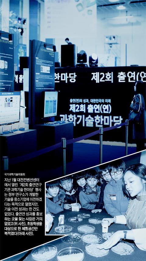 '출연연 한마당' 행사 사진