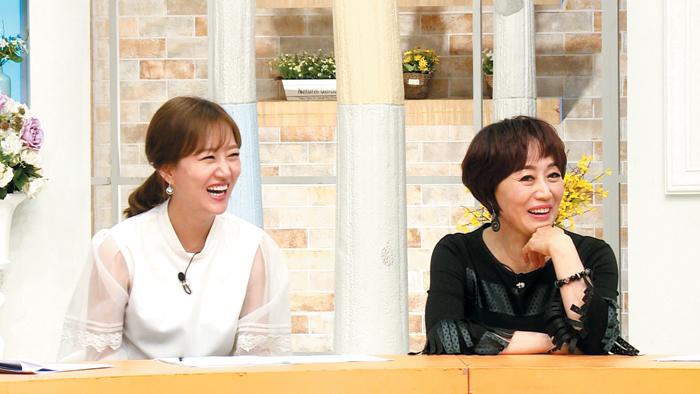 TV조선 '호박씨' 방송 사진