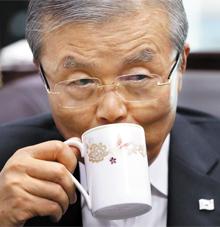 김종인 대표 사진