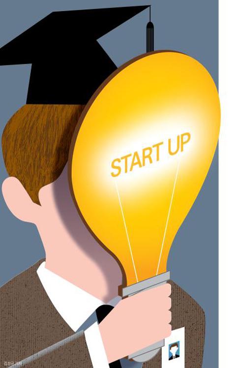 대기업 들어가려 스펙용 창업… 3분의 1이 매출 제로