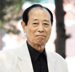 지난 4월 본지와 만난 한국 마라톤의 레전드 함기용(86) 선생.