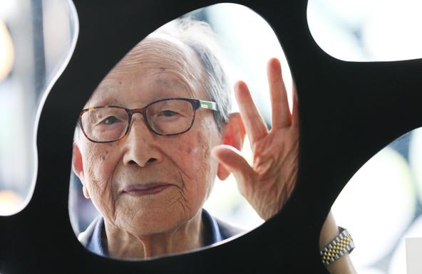 그는 청년 시절, 고향 근처를 찾아온 북한의 김일성과도 만나 반나절 가량 대화를 한 경험이 있다고 한다. 공산 치하를 피해 맨 몸으로 월남한 후 질곡의 현대사를 겪었다./사진=이태경 기자