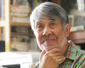 이호철 소설가 사진