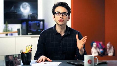 제너럴일렉트릭(GE)은 기업 이미지 개선을 위해 가상의 신입 사원을 주인공으로 한 동영상 '오언에게 무슨 일이 생겼나'를 제작했다. 안경을 쓴 20대 중반의 젊은이가 오언이다.
