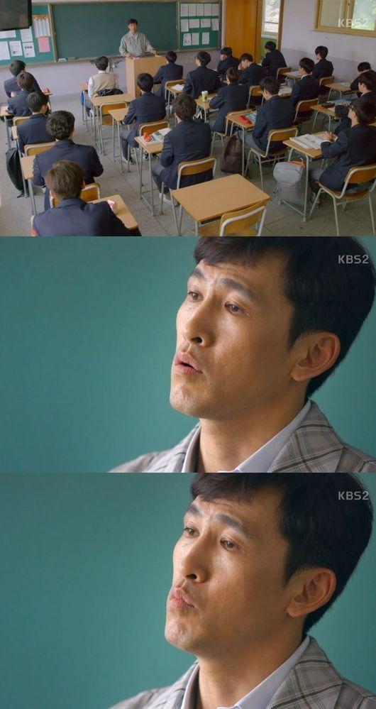 """'전설의셔틀' 유오성, '친구' 패러디 강렬등장 """"고마 무라"""""""