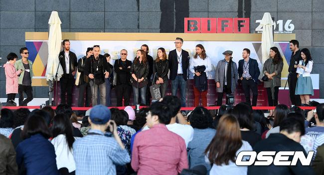 '웰컴 투 부산!'…EFP, 유럽에서 온 영화인들 (종합)[21th BIFF]